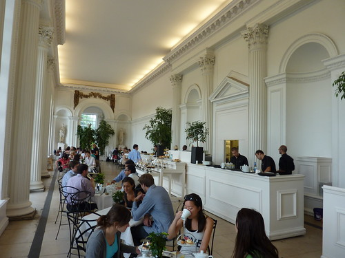 Kensington Palace And The Orangery London Revamped And