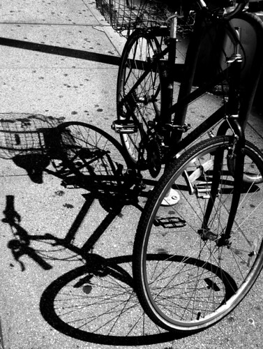 DAY 437: BIKE B&W