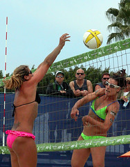May-Treanor vs Akers AVP Long Beach 2010
