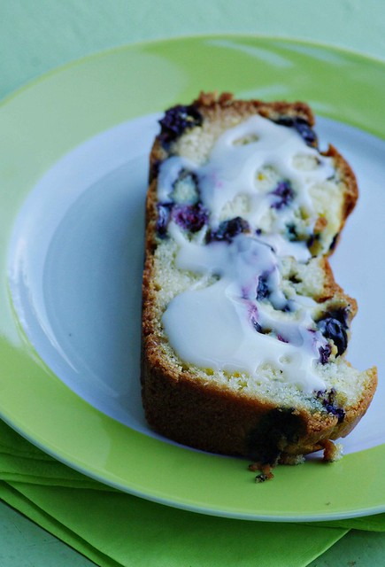 WW Lemon Blueberry Pound Cake