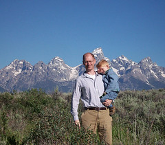 In the meadow (elayne_crain) Tags: nick meadow benjamin wyoming grandtetons