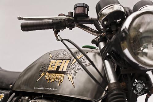 honda cb400 four. 1977 Honda CB400 four