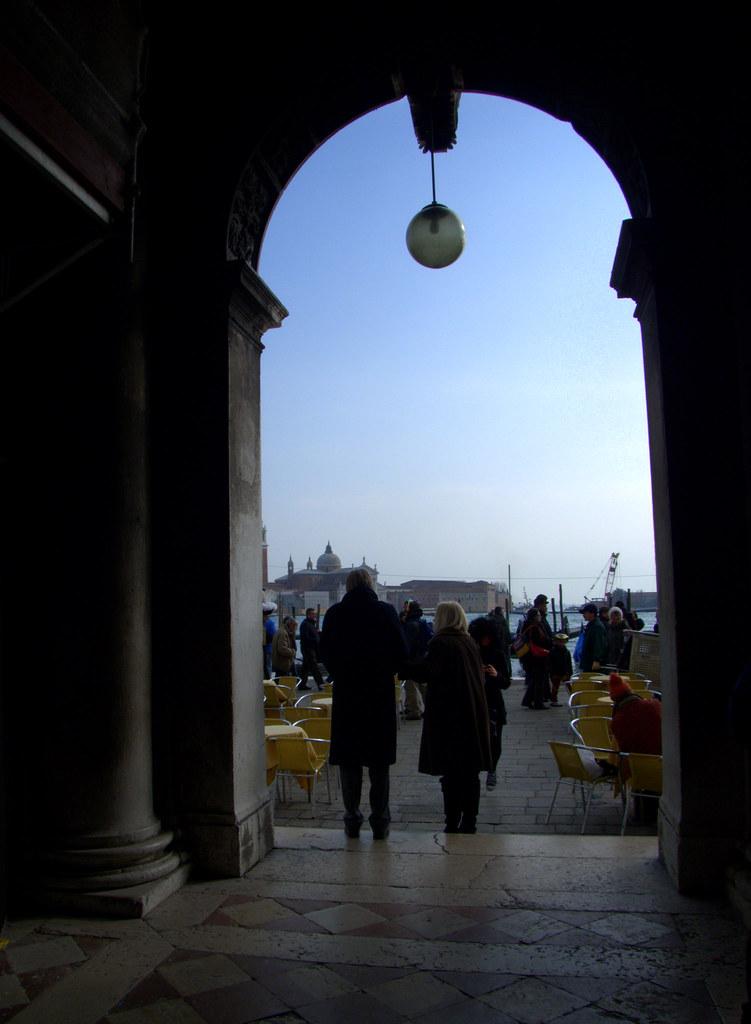 Venice - San Giorgio Maggiore From Piazza San Marco
