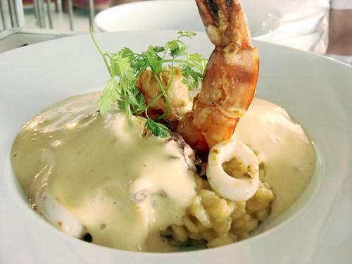 nathalie gourmet studio - risotto paella