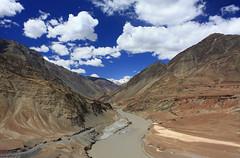 Zanskar River (Nilanjan Sasmal) Tags: leh indus ladakh indusvalley zanskarriver