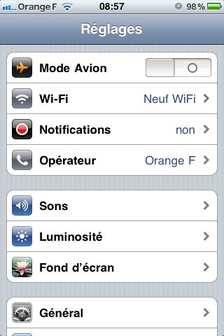Le truc le plus chiant de l'iPhone