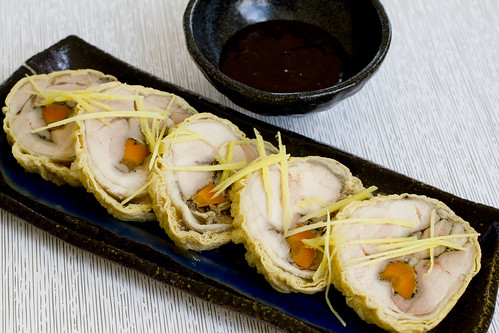 Chinese Chicken Roll 3