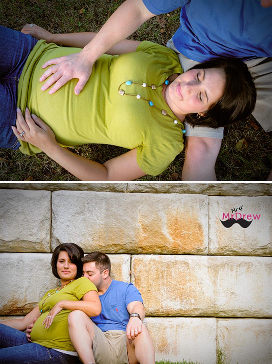 Danielle, Jared & Baby Y