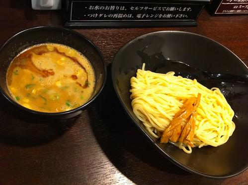 豚骨麻湯 つけ麺 (久保田 北店)