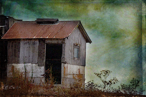 Wooden Shack Place
