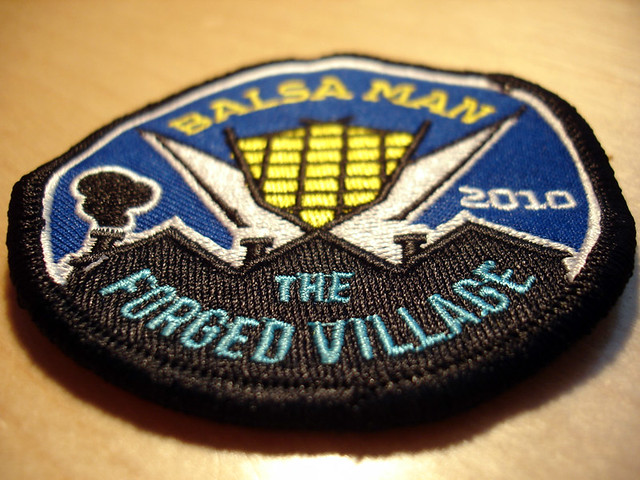 Balsa Man 2010 Patch