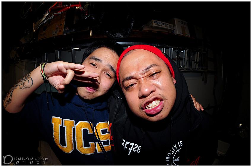 Chris & Greg.