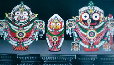 Badasinghra Besha, Costume Of Lord Jagannath