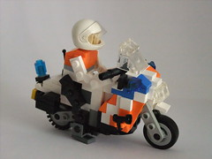 Dutch Police motorcycle (1)