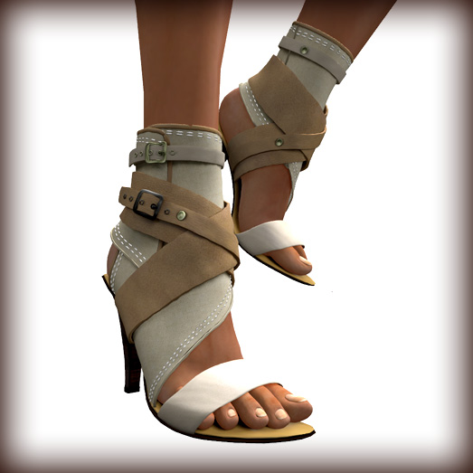 75 Linden Promo Canvas Sandals