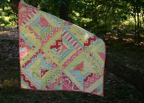 Darla String Quilt