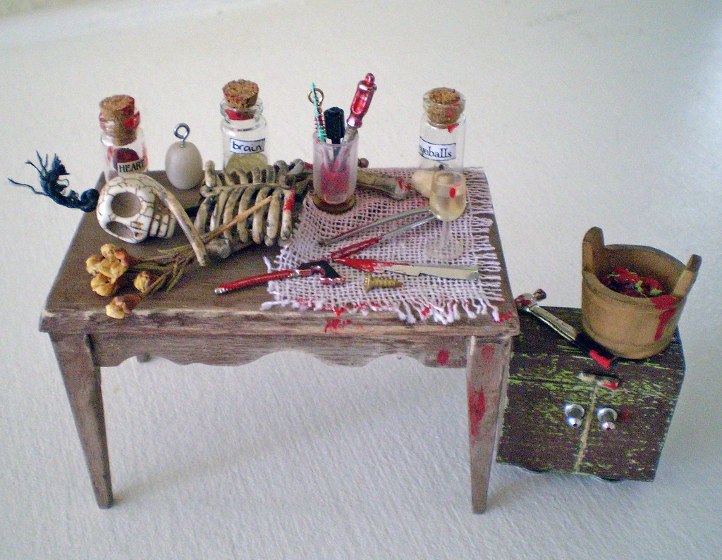 The Table~1:12th Scale