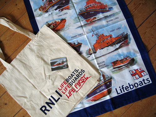 Lifeboat goodies