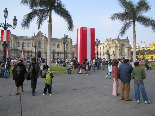 Plaza de las Armas Foto