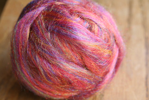 Gorgeous Fiber from Lofty Lou's in Placerville