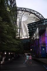 Sony Center / Potsdamer Platz / Berlijn (rob4xs) Tags: favorite sonycenter berlijn berlin helmutjahn picnik potsdamerplatz duitsland deutschland germany vakantie holiday ferien