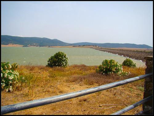 Embalse Río Barbate