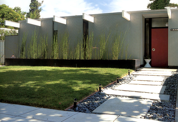 Mid-Century Living: Exterior Ideas