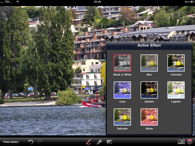 MASQUE - iPad