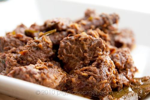 Beef Rendang 7