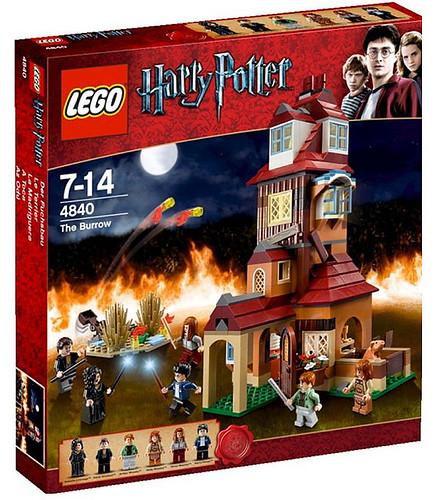 Lego 4840 HP