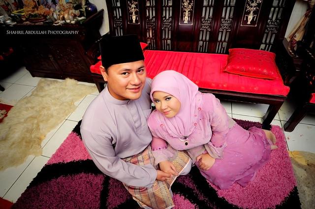 Majlis Pertunangan Aizat & Ummi