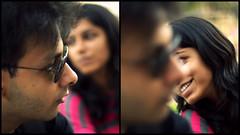 The Joker and The Thief (K) Tags: smile photography 50mm nikon diptych candid delhi dual f18 bawa jk rayban singh d60 jsb kavitha jaskirat shakunt jzsinr jsb|photography