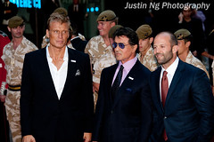 09-08-2010 - Dolph Lundgren, Sylvester Stallone And Jason Statham @ The Expendables Premiere - (4495) (justin_ng) Tags: uk london square leicester leicestersquare premiere redcarpet theexpendables theexpendablespremiereleicestersquare