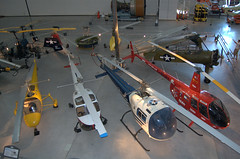 Smithsonian Air and Space Museum at Udvar-Hazy Center (Dave Fine) Tags: museum smithsonian space air helicopter hazy udvav