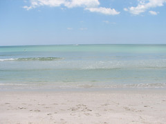 Beautiful blue beach (Gabriel Kamener) Tags: beach gulfofmexico grande florida boca