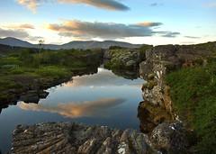 Beautiful evening from Þingvellir (Anna.Andres) Tags: anna 350d iceland canoneos350d þingvellir ísland hrafnseyri absolutelystunningscapes annaguðmundsdóttir