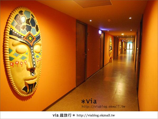 【新竹住宿】來去和動物住一晚~關西六福莊生態渡假旅館25