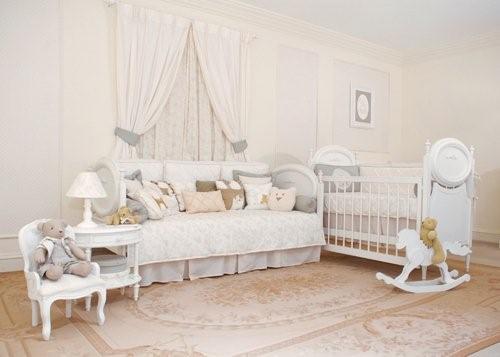 modelos quarto de bebê decorados