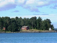 Boat trip on Lake Vänern from Sjötorp to Mariestad #10