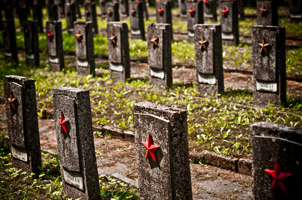 Red Army Soldiers Cemetery