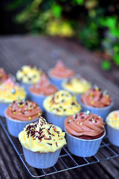 Cupcakes by Eric Chong