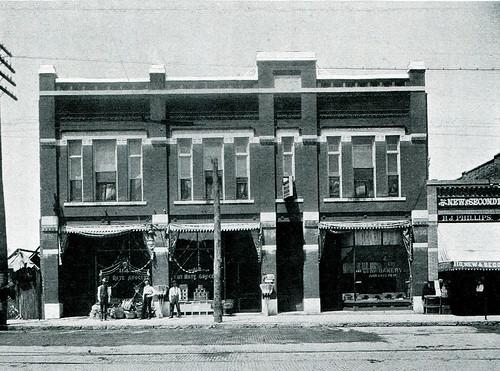 Miles Block circa 1902