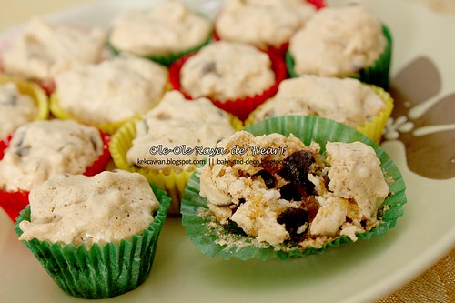 Macaroon Crips Cookies