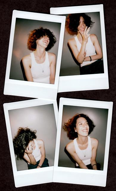 Méla Eloise Nichols / Polaroid Portraits