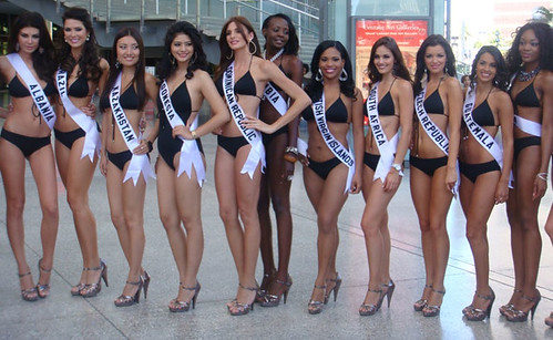 Finalists | Miss Universe Pageant
