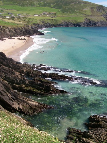 Coumenole Beach and Slea Head