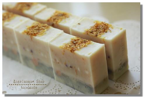 酪梨抹茶繽紛皂04