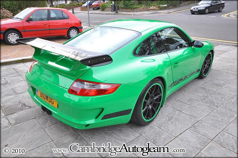 Cems Porsche 997 GT3RS-06
