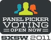 SXSW Panel Picker