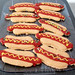 Hubbard Ave Diner Hot Dog Cookies